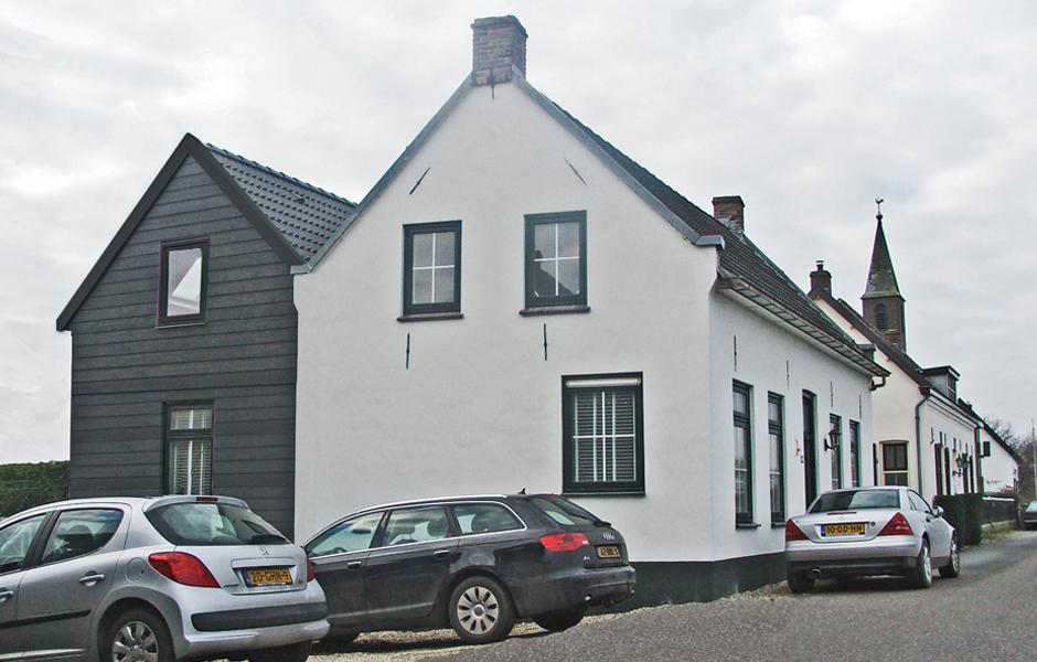 Verbouw woonhuis Lingedijk